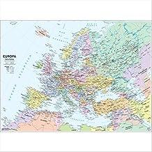 Carta geografica europa cartina europa for Carta da parati cartina geografica