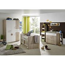 Suchergebnis auf Amazon.de für: babyzimmer günstig komplett | {Komplett kinderzimmer günstig 92}