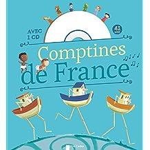Comptines de France pour les petits