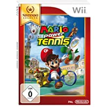 Mario Power Tennis - [Nintendo Wii]