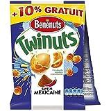Benenuts twinuts saveur mexicaine 2x150g - ( Prix Unitaire ) Envoi Rapide Et Soignée