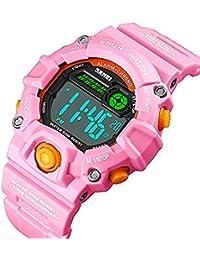Amazon.es  relojes deportivos - Rosa  Relojes 8804280fe2bc