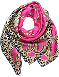 Amazon.fr   foulard hermes - Foulards   Echarpes et foulards   Vêtements 406c0f6e51d