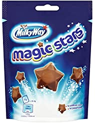 Milky Way Magic Stars Chocolate Pouch, 91 g