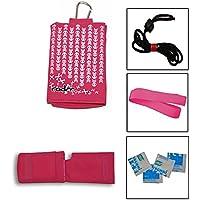 Insulinpumpe Universal Tasche Value Pack - Pink Skulls/Rosa Schädel preisvergleich bei billige-tabletten.eu