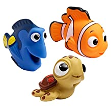 The First Years Disney Baby Bath Squirt Toys, Finding Nemo - 3 Pack