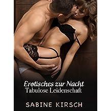 Tabulose Leidenschaft (Erotisches zur Nacht 5)