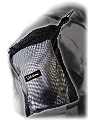 Tandem Sport Smelly Knees Kneepad Bag, Black by Tandem