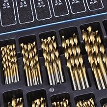 170 piezas Broca De Cobalto Set (HSS-Co / Inoxidable ) HSS Metal - Diseñada para Acero Inox