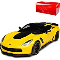 Autos Maisto 1:24 Corvette 2017 Grand Sport Legierung Druckguss Automodell