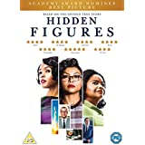 Hidden Figures DVD