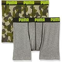 Puma Jungen Camo Boxer 2p Unterhose