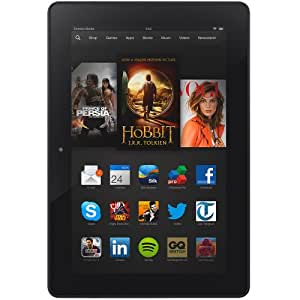 "Kindle Fire HDX 8.9"", HDX Display, Wi-Fi and 4G, 64 GB (Previous Generation - 3rd)"