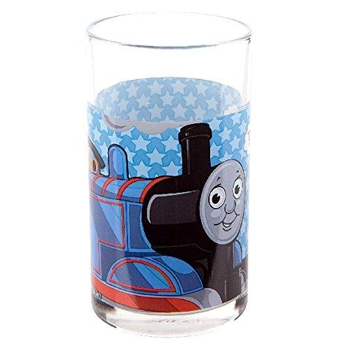 Thomas y sus amigos - vidrio - vaso de bebida - jugo de cristal