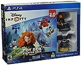 Disney Infinity 2.0 PS4 mit Merida und Infinity Sockel