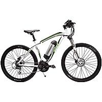 Bicicleta eléctrica plegable Sprint Fenetic E-bici con suspensión