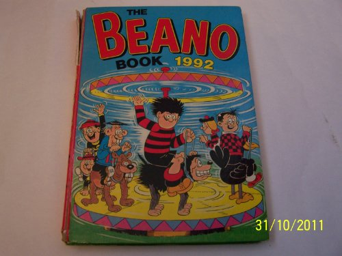 the-beano-book-1992-annual