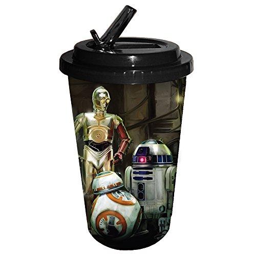 Star Wars Ep VII: The Force Awakens Droids Tumbler