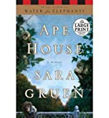 Ape House (Large Print) - Large Print Gruen, Sara ( Author ) Sep-07-2010 Paperback