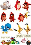 #5: Angry Bird Stickers