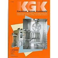 KGK Kautschuk Gummi Kunststoffe [Jahresabo]