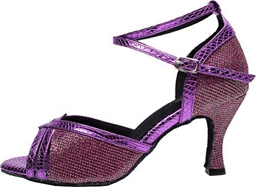 CFP - danza-moderna donna Purple
