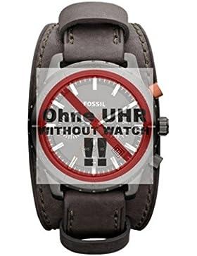Fossil Uhrenarmband LB-JR1418 Original Ersatzband JR 1418
