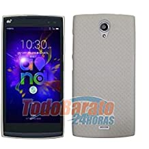 Funda Blanca Gel Tpu para Orange Nura / Alcatel One Touch M812