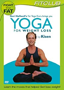Yoga for Weightloss by Kisen [DVD]