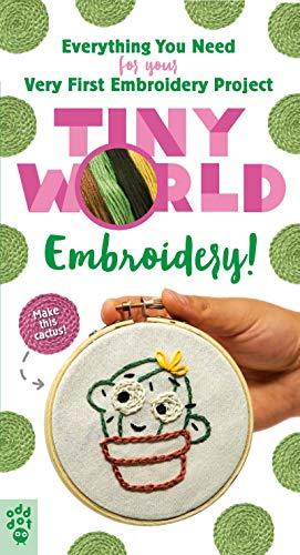 Tiny World: Embroidery! - Halloween-diy-tutorials