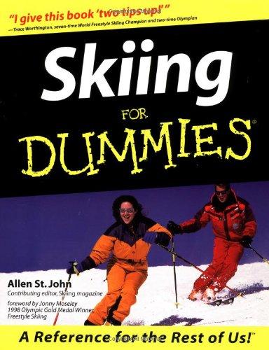 Skiing for Dummies por Allen St John