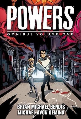 POWERS OMNIBUS HC 01