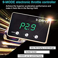 Ocamo para Toyota Vios 2007 Controlador electrónico del Acelerador del Coche Center Auto Gas Pedal Booster