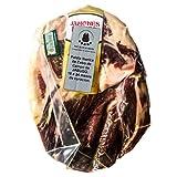 2,2 Kg Paleta Iberica de Cebo de Campo JABUGO Deshuesada con18-24 meses de curacion - Jamon Iberico Deshuesado Etiqueta Verde - Pata Negra Sin Hueso