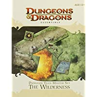 Dungeon Tiles Master Set - The Wilderness - Inglese Tile