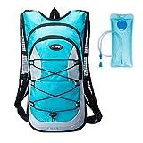 haoyk 12L impermeable mochila ligera bolsa de hidratación deporte bolsa de agua