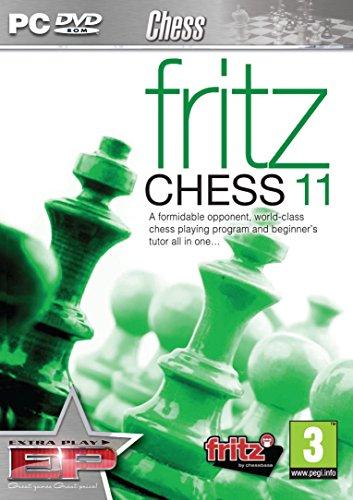 Fritz Chess 11 - Extra Play (DVD-ROM) [Edizione: Regno Unito] - Amazon Videogiochi