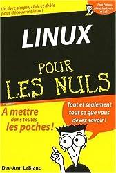 Linux 7e Poche pour les Nuls