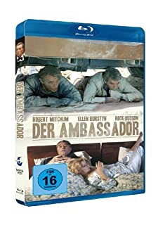 Der Ambassador / The Ambassador ( Peacemaker ) (Blu-Ray)