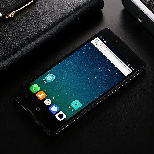 Leagoo kiicaa Power -Smartphones 3g   4000mAh 5 0  HD Pantalla 8 0 MP C  mara Trasera Doble Doble SIM Cuatro Nucleos CPU RAM 2GB ROM 16GB 128GB extend