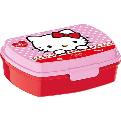 Boîte à goûter, snackbox Hello Kitty