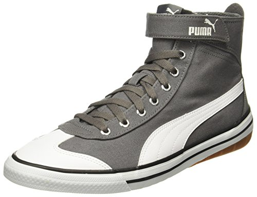 e49e6db44329 Puma Unisex 917 Fun Mid Idp Quiet Shade-Black Sneakers Best Deals ...