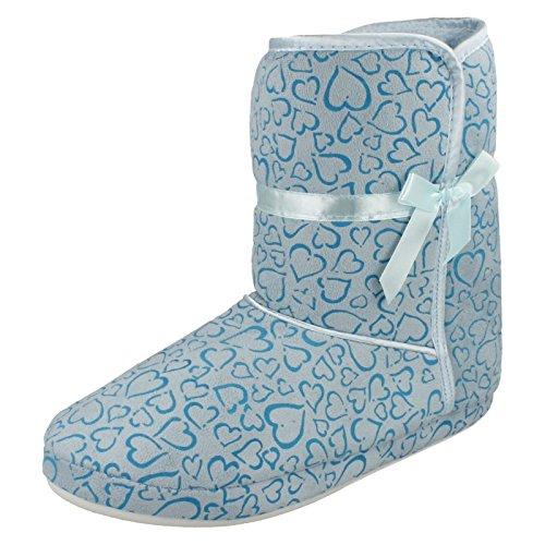 Blu Per Spot Donne Pantofole On Le ZfZwBTEx