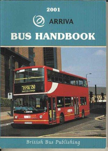 The Arriva Bus Handbook 2001 (Bus Arriva)
