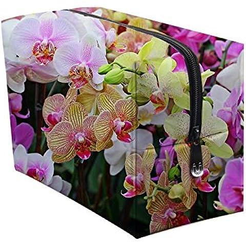 GG 3d impresión bolsa de cosméticos bolsa de embrague moda arte fresco señoras bolso de mano, 11