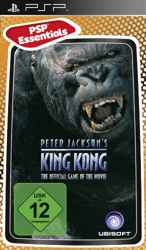 Peter Jackson's King Kong The Official Game of The Movie - Sony Playstation Portable