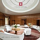 English Heritage Art Deco Mini Wall Calendar 2016