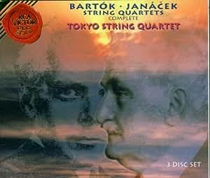 Bartok / Janacek: Complete String Quartets