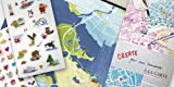 Create your own Vancouver à la Carte: Städtekarte zum selbergestalten (Create Your Own City a La Carte) -