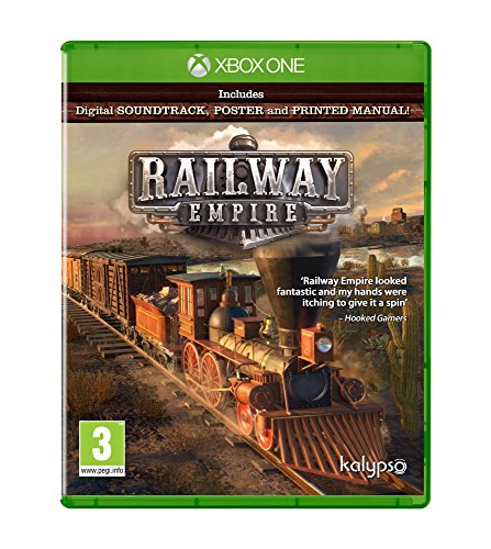 Railway Empire (Xbox One) (New)